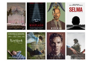 Best Picture Oscars 2015 Nominations 87th Annual Academy Awards