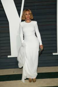 Beyonce Vanity Fair Oscars 2015 After Party