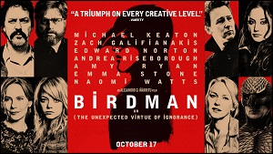 Birdman or (The Unexpected Virtue of Ignorance) Alejandro G. Iñárritu, John Lesher and James W. Skotchdopole Alejandro G. Iñárritu, John Lesher and James W. Skotchdopole The Oscars 86th Annual Academy Awards 2015
