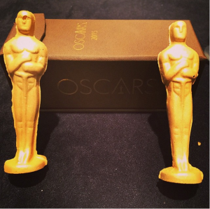 Chocolate Oscars The Oscars - 87th Annual Academy Awards 2015