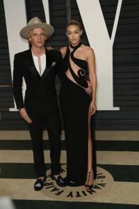Cody Simpson and Gigi Hadid Vanity Fair Oscars 2015 After Party