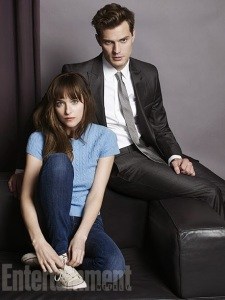 Dakota and Jamie Fifty Shades of Grey UK Film Premeire