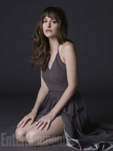 Dakota Johnson Fifty Shades of Grey UK Film Premeire