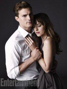 Jamie and Dakota Fifty Shades of Grey UK Film Premeire