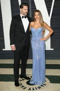 Joe Manganiello and Sofia Vergara Vanity Fair Oscars 2015 After Party