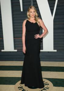 Kate Upton Vanity Fair Oscars 2015 After Party
