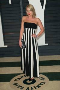 Margot Robbie Vanity Fair Oscars 2015 After Party