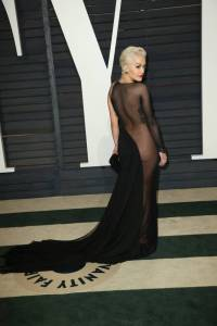 Rita Ora Vanity Fair Oscars 2015 After Party