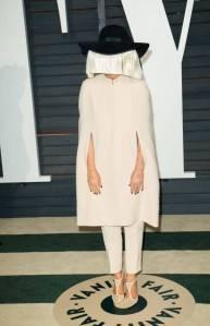 Sia Vanity Fair Oscars 2015 After Party