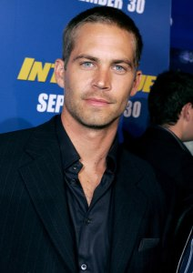 Paul Walker at Into The Blue Premiere