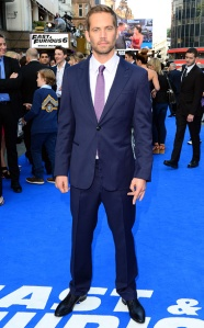 Paul Walker Fast and Furious 6 UK Film Premiere London Leicester Square May 17 2013