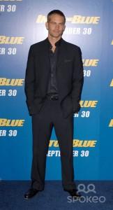 Paul Walker Into The Blue Premiere LA