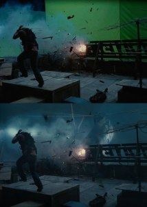 Making of A Good Day To Die Hard - Before and After Visual Effects CG