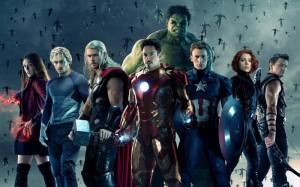 Avengers Age of Ultron 2015 Movie UK Film Premiere Westfield London
