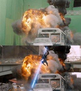 Making of Avengers Assemble - Before and After Visual Effects CGI