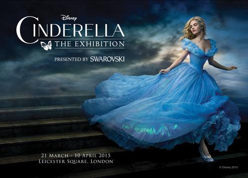Cinderella Exhibition Poster