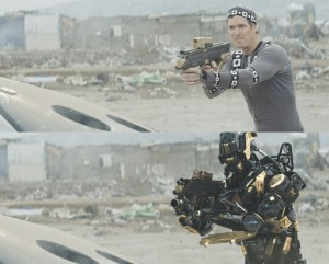 Making of Elysium - Before and After Visual Effects CGI