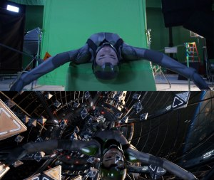 Making of Ender's Game - Before and After Visual Effects CGI