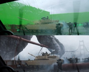 Making of Godzilla - Before and After Visual Effects CGI