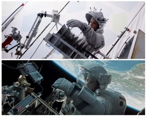 Making of Gravity - Before and After Visual Effects CGI