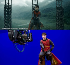Making of Harry Potter and the Half Blood Prince - Before and After Visual Effects CGI