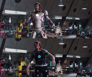 Making of Iron Man - Before and After Visual Effects CGI