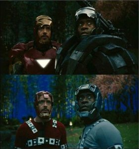 Making of Iron Man 2 - Before and After Visual Effects CGI