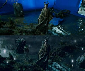Making of Malificent - Before and After Visual Effects CGI