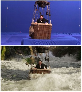 Making of Oz The Great and Powerful - Before and After Visual Effects CGI