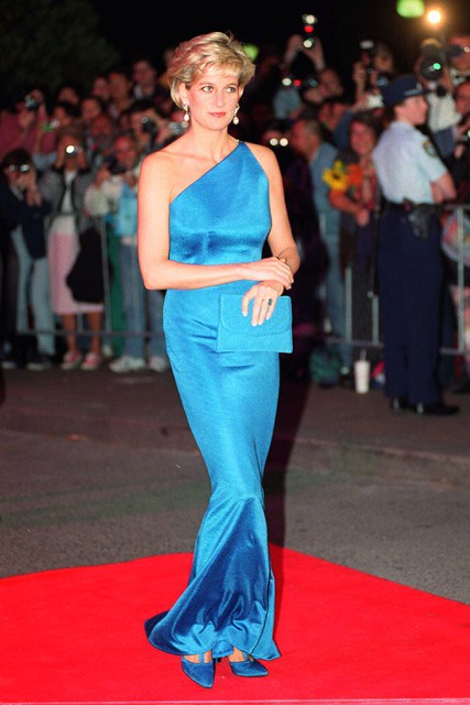 Princess Diana Cancer Charity Ball
