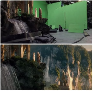 Making of The Hobbit - Before and After Visual Effects CGI