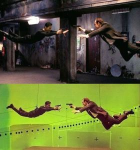 Making of The Matrix - Before and After Visual Effects CGI
