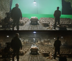 Making of The Monuments Men - Before and After Visual Effects CGI
