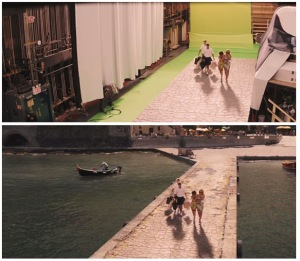 Making of The Wolf of Wall Street - Before and After Visual Effects CGI