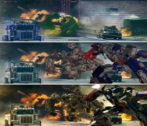Making of Transformers - Before and After Visual Effects CGI