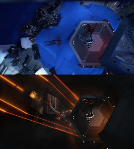 Making of Tron Legacy - Before and After Visual Effects CGI