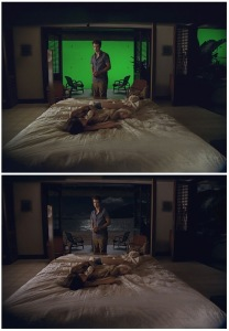 Making of Twilight Saga: Breaking Dawn Part 1 - Before and After Visual Effects CGI